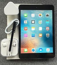 Apple IPAD MINI 32 GB, Wi-Fi + 4G (sbloccato), 7.9 A-NERO + EXTRA