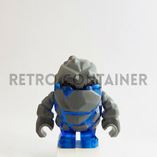 LEGO Minifigures - 1x pm004 - Glaciator - Power Miners Omino Rock Monster