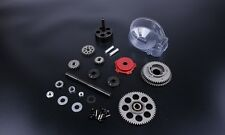 3 Speed Transmission Kit with Red Gear Cover for 1/5 HPI BAJA 5B 5T 5SC