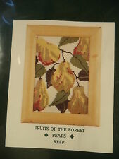 FRUITS OF THE FOREST TAPESTRY KIT - PEARS - CLEOPATRA'S NEEDLE - B