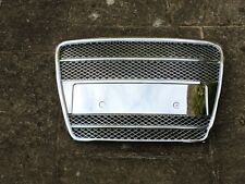 AUDI A6 C6 S-LINE FRONT BUMPER RADIATOR GRILLE 2004-2011