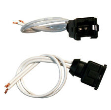 Fuel Injector Connector Plug EV1 Pigtail Harness Wiring Clip