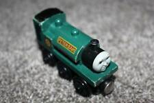 Thomas the Train & Friends Wooden Railway Peter Sam Tank Engine Green 2002 Wood
