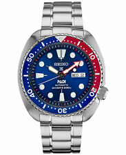 Seiko Mens SRPA21 Turtle Padi Special Edition Stainless Steel 45mm Watch