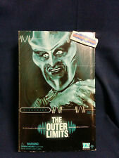 "The Outer Limits 'Nightmare' Ebonite Interrogator - 12"" 1/6 Figure Set Sideshow"