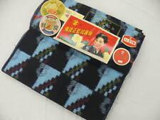 """""""Bingo-Kasuri"""" Indigo Cotton Cloth 34 by 1130 B220"""