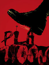 Platoon Poster - Mondo - Jay Shaw - Limited Edition of 125