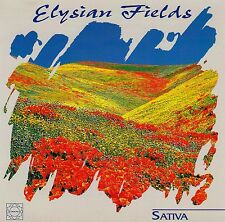 ELYSIAN FIELDS : SATIVA / CD (CHACRA ALTERNATIVE MUSIC CHACD 027)