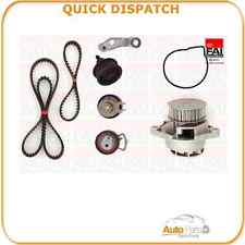TIMING BELT KIT AND WATER PUMP FOR  AUDI A2 1.4 02/00-08/05 146 TBK346-6210