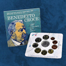 Italien - Benedetto Croce - KMS 2016 BU - 10,88 Euro Silber