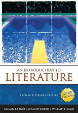 An Introduction To Literature by Sylvan Barnet