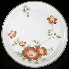 Noritake WILD ROSE Dinner Plate 9103 USED GREAT VALUE Design is Clean
