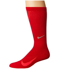 Nike Elite Run Lightweight 2.0 Crew SOCKS MENS SZ 10-11.5 DRI-FIT SX5192 687 RED