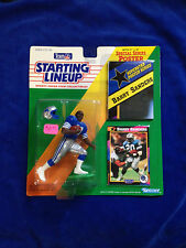 Barry Sanders - 1992 Starting Lineup NFL Football action figure - LIONS