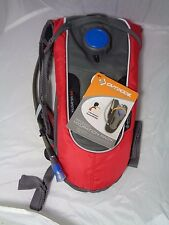 OUTDOOR PRODUCTS KILOMETER 8.0 - 2 L HYDRATION BACK PACK RED HIKING CYCLING