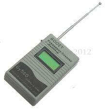 GY560 Frequency Meter Counter for Two Way Radio Transceiver GSM 50 MHz-2.4 GHz