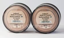 BARE MINERALS Foundation Fairly Medium C20 8G-XL id ESCENTUALS SPF15 - PACK OF 2