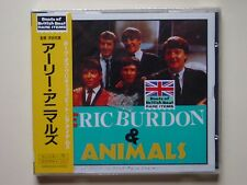 Eric Burdon & Animals/Roots of British Beat Rarities (Japan/Sealed/1st PRESS)
