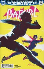 BATGIRL #2 REBIRTH NEAR MINT DC COMICS 8/24/16