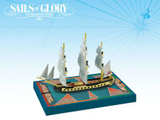 Sails of Glory: HMS Concorde 1783 British Frigate Ship Pack AGS SGN101A