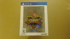 Street Fighter V Collector's Edition (Sony PlayStation 4, 2016) Factory Sealed!
