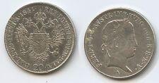 G5423 - Österreich 20 Kreuzer 1841 A Wien KM#2208 TOP Ferdinand I.1835-1848