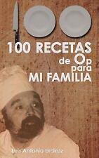 Optitud: 100 Recetas de Op : Para Mi Familia by Luis Urdiroz (2016, Paperback)