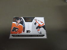 2010-11 LUXURY SUITE HOCKEY #212 ERIC WELLWOOD RC SP MACH #160/899 FLYERS