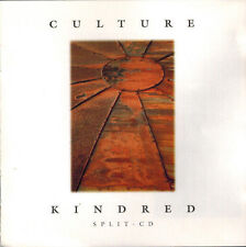 CULTURE/KINDRED - Split-CD  (CD 1997) Metalcore Hardcore