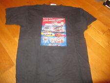 T-SHIRT 24 HEURES DU MANS CAMION 2007 NOIR TAILLE M