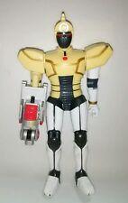 Vtg 1997 Bandai Beetleborg White Blaster Action Figure