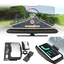 Car Navigation GPS HUD Head Up Display Mobile Adjustable Bracket Phone Holder