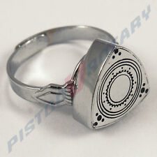 ROTOR RING Chrome New, for Rotary Mazda RX3 RX2 R100 RX4 RX5 RX7 RX8 13B 12A 10A