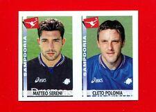 CALCIATORI Panini 2000-2001 - Figurina-sticker n. 569 - SAMPDORIA -New