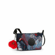 BNWT Kipling ART XS S Across Body/Shoulder Bag ALEX BLOOM 1 Print  RRP £94