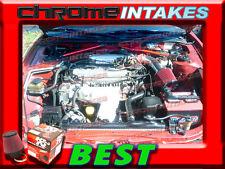 K&N+RED 90-99 TOYOTA CELICA ST/GT/GTS 1.6 1.6L/1.8 1.8L/2.2 2.2L AIR INTAKE KIT