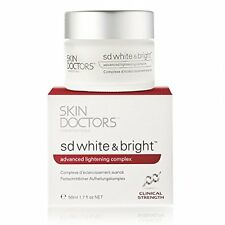 SKIN DOCTORS SD WHITE & BRIGHT™ 50ML (RRP: £20.40) SKIN LIGHTENING CREAM