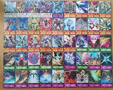 YuGiOh Orica/Anime Style Majestätischer Sternendrache/Yusei 2 Deck/Set 45 Karten