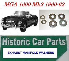 MGA 1600 & DeLuxe Mk 2 1960-62 MG A - Exhaust Manifold Securing Washers
