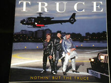 Truce - Nothin But the Truce - CD Album - 1995 - 1995 - 10 Great Tracks
