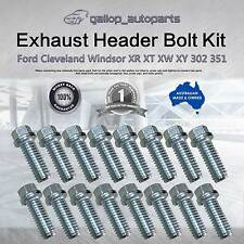 "3/8"" UNC Extractor / Exhaust bolts Ford cleveland XR XT XW XY XA XB XC 302 351"