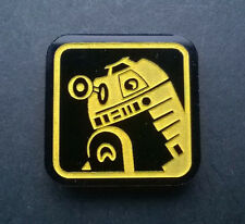 Imperial Assault compatible, acrylic 'droid' token x 1