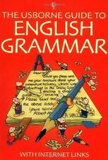 The Usborne Guide To English Grammar with Internet Links (English Guide)