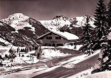 Hindelanger Sesselbahn , Bergstation , Ansichtskarte , ungelaufen