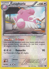 Leuphorie Reverse-N&B:Explorateurs Obscurs-82/108-Carte Pokemon Neuve France