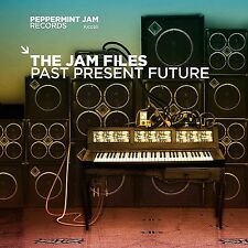THE JAM FILES,PAST PRESENT FUTURE 3 CD NEU