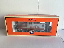 Lionel LOTS 2005 Santa Fe Warbonnet Extended Vision Caboose 6-52382 New NIB