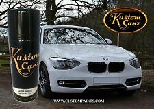 AEROSOL CAN OF BMW ASPEN WHITE. MOTORCYCLE, AUTOMOTIVE, HOT ROD, GUITAR, PPG