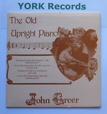 """JOHN GREER - The Old Upright Piano - Excellent Con 7"""" Single Hawk HAW 112EP"""
