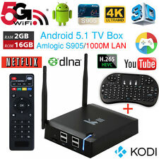 K3 Smart TV BOX Android 4K S905 2G+16G KODI 5G WIFI BT4.0 1000M + i8+ Air Mouse